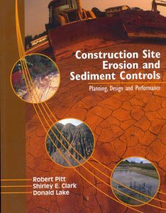 Construction SIte Erosion and Sediment Contols