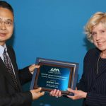 Congratulations to Dr. Junpeng Guo for the Distinguished Research Award